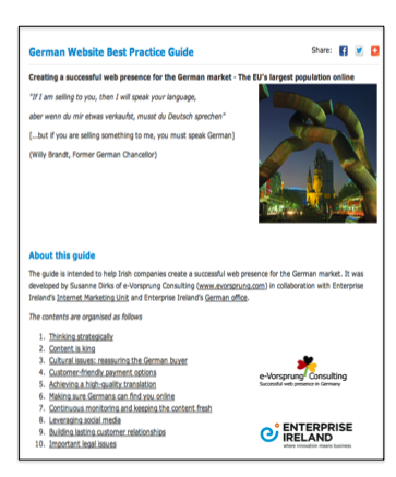 best practise localisation guide