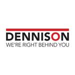dennison trailers logo