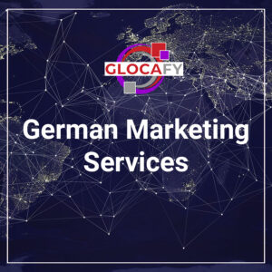 German marketing services