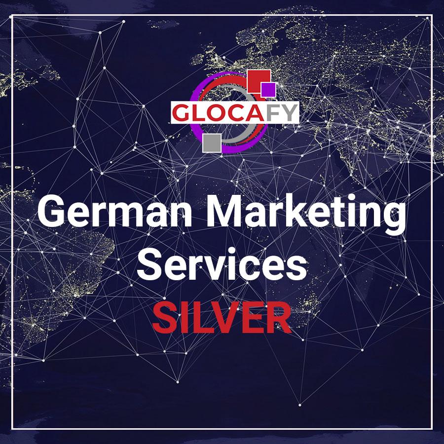 German Marketing Services Silver