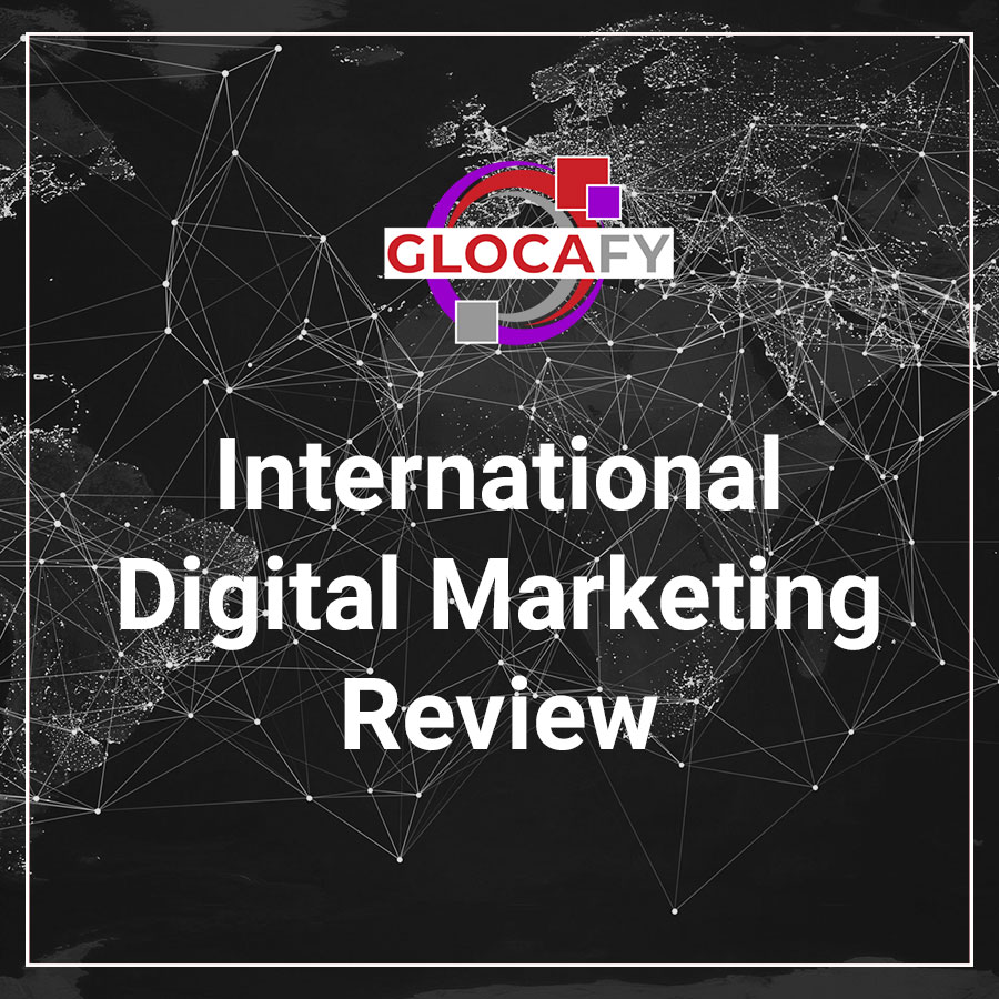 International Digital Marketing Review Product Image