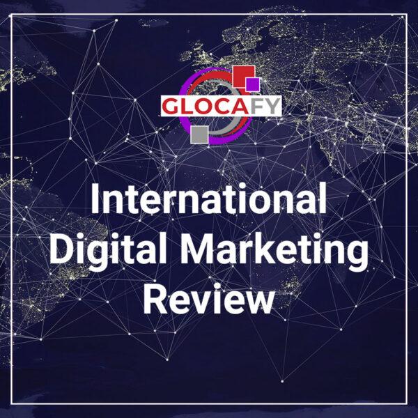 International Digital Marketing Review