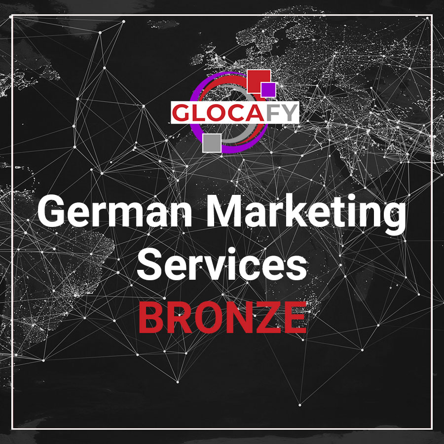 German Marketing Services Bronze